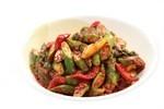 Asparagus with Spices Paste 渔香酱炒芦笋