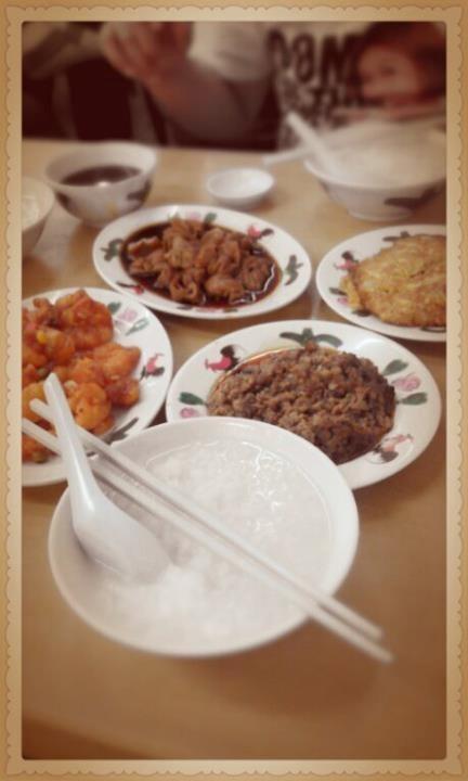 porridge spread