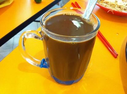 Coffee at Tekka