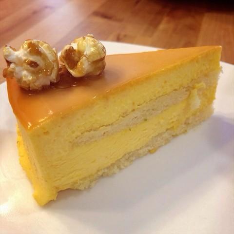A-maiz-cing Popcorn Cake