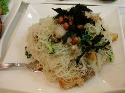 Fried Noodle Mee Sua
