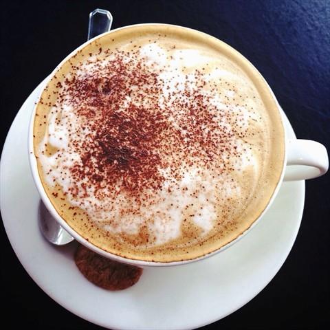 Cappuccino, $5.50