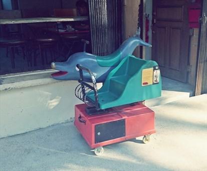 kiddy ride~!